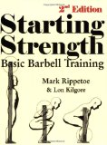 Starting Strength, 2nd Edition, cover.